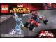 Instruction No: 76014  Name: Spider-Trike vs. Electro