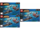 Instruction No: 76027  Name: Black Manta Deep Sea Strike