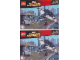 Instruction No: 76032  Name: The Avengers Quinjet City Chase