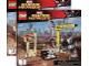 Instruction No: 76037  Name: Rhino and Sandman Super Villain Team-up