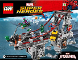 Instruction No: 76057  Name: Spider-Man: Web Warriors Ultimate Bridge Battle