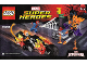 Instruction No: 76058  Name: Spider-Man: Ghost Rider Team-up