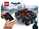 Instruction No: 76112  Name: App-Controlled Batmobile