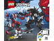 Instruction No: 76115  Name: Spider Mech vs. Venom
