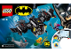Instruction No: 76116  Name: Batman Batsub and the Underwater Clash