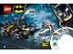 Instruction No: 76118  Name: Mr. Freeze Batcycle Battle