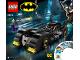 Instruction No: 76119  Name: Batmobile Pursuit of The Joker