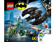 Instruction No: 76120  Name: Batman Batwing and The Riddler Heist