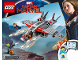 Instruction No: 76127  Name: Captain Marvel and The Skrull Attack