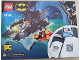 Instruction No: 76158  Name: Batboat The Penguin Pursuit!