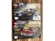 Instruction No: 76903  Name: Chevrolet Corvette C8.R Race Car and 1968 Chevrolet Corvette
