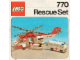 Instruction No: 770  Name: Rescue Set