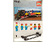 Instruction No: 7710  Name: Push-Along Passenger Steam Train
