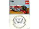 Instruction No: 7715  Name: Push-Along Passenger Steam Train