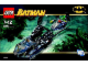 Instruction No: 7780  Name: The Batboat: Hunt for Killer Croc