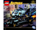 Instruction No: 7781  Name: The Batmobile: Two-Face's Escape