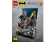 Instruction No: 77903  Name: The Dark Knight of Gotham City - San Diego Comic-Con 2019 Exclusive