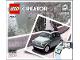 Instruction No: 77942  Name: Fiat 500 {Bright Light Blue Edition}