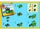 Instruction No: 7798  Name: Stegosaurus polybag