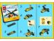 Instruction No: 7799  Name: Cargo Chopper polybag