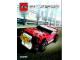 Instruction No: 7801  Name: Rally Racer polybag
