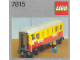 Instruction No: 7815  Name: Passenger Carriage / Sleeper