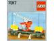 Instruction No: 7817  Name: Crane Wagon