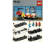 Instruction No: 7838  Name: Freight Loading Depot with Wagon