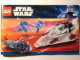 Instruction No: 7868  Name: Mace Windu's Jedi Starfighter