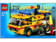 Instruction No: 7891  Name: Airport Firetruck