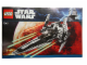 Instruction No: 7915  Name: Imperial V-wing Starfighter