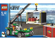 Instruction No: 7992  Name: Container Stacker
