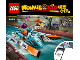 Instruction No: 80014  Name: Sandy's Speedboat