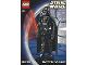 Instruction No: 8010  Name: Darth Vader