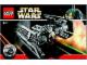Instruction No: 8017  Name: Darth Vader's TIE Fighter