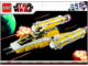 Instruction No: 8037  Name: Anakin's Y-wing Starfighter