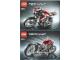 Instruction No: 8051  Name: Motorbike