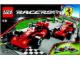 Instruction No: 8123  Name: Ferrari F1 Racers