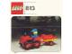 Instruction No: 813  Name: Gear Bulldozer Set