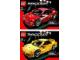 Instruction No: 8143  Name: Ferrari F430 Challenge