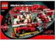 Instruction No: 8144  Name: Ferrari 248 F1 Team (Raikkonen Edition)