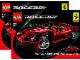 Instruction No: 8145  Name: Ferrari 599 GTB Fiorano