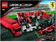 Instruction No: 8155  Name: Ferrari F1 Pit