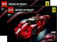 Instruction No: 8156  Name: Ferrari FXX 1:17