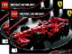 Instruction No: 8157  Name: Ferrari F1 1:9