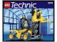 Instruction No: 8248  Name: Forklift