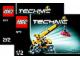 Instruction No: 8270  Name: Rough Terrain Crane