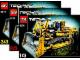 Instruction No: 8275  Name: Motorized Bulldozer