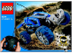 Instruction No: 8369  Name: Dirt Crusher RC (Blue)