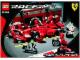 Instruction No: 8375  Name: Ferrari F1 Pit Set